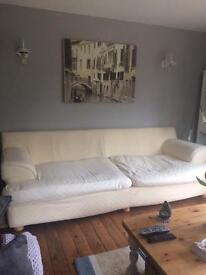 Huge comfy sofa