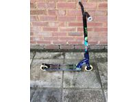 MGP End Of Dayz Scooter Blue