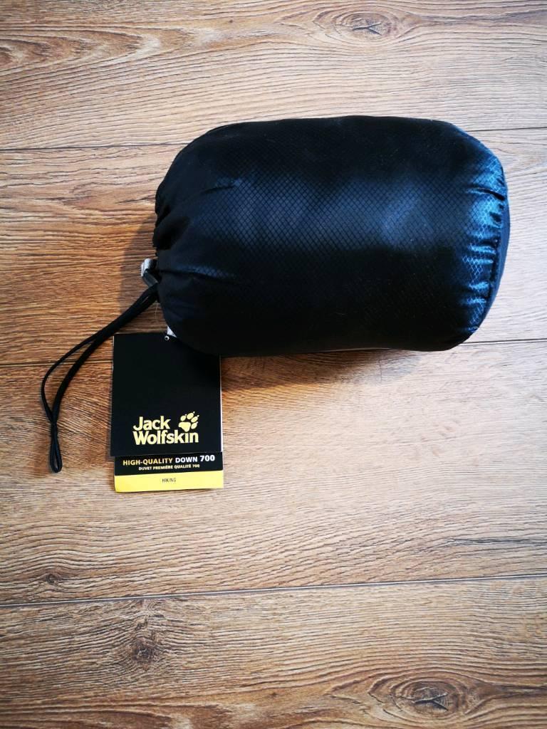 030cf05dfa8 (BRAND NEW) Jack Wolfskin POUNDER +11, Smoke Blue (lightweight sleeping bag)