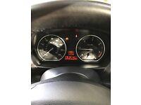 Red BMW 1 series 120d m-sport