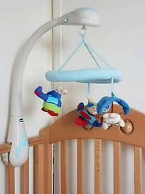 Chicco cot mobile