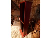 CD Disc Multimedia Storage Tower Stand Display Unit