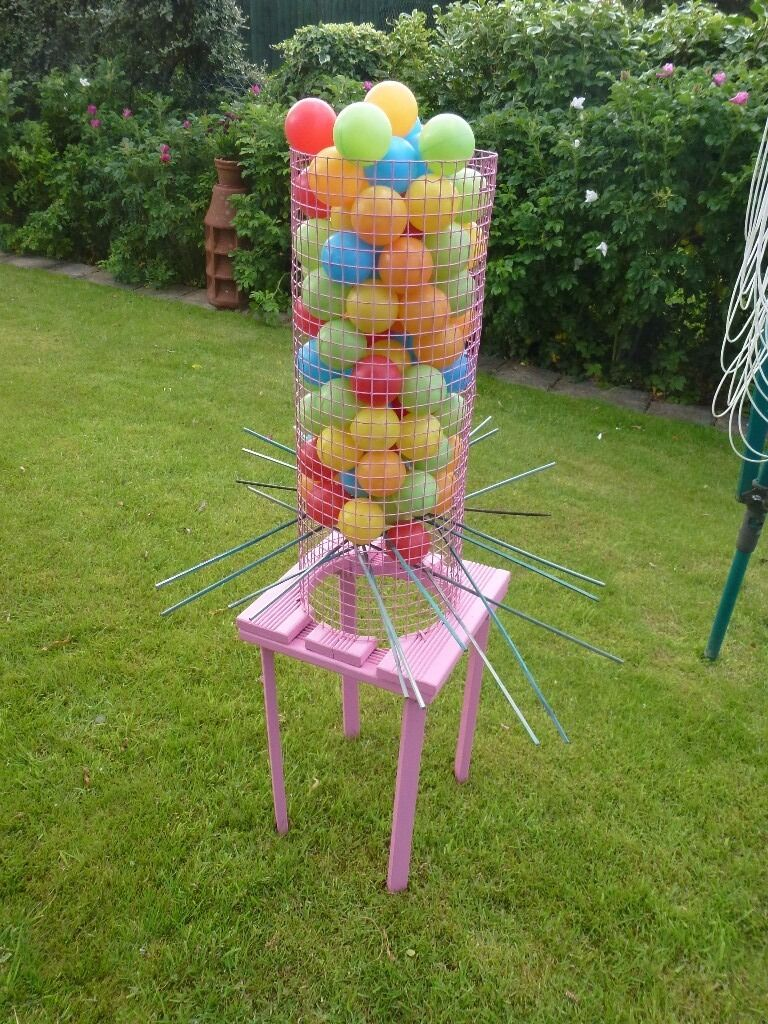 Giant Kerplunk Ball Drop Game In Coventry West Midlands