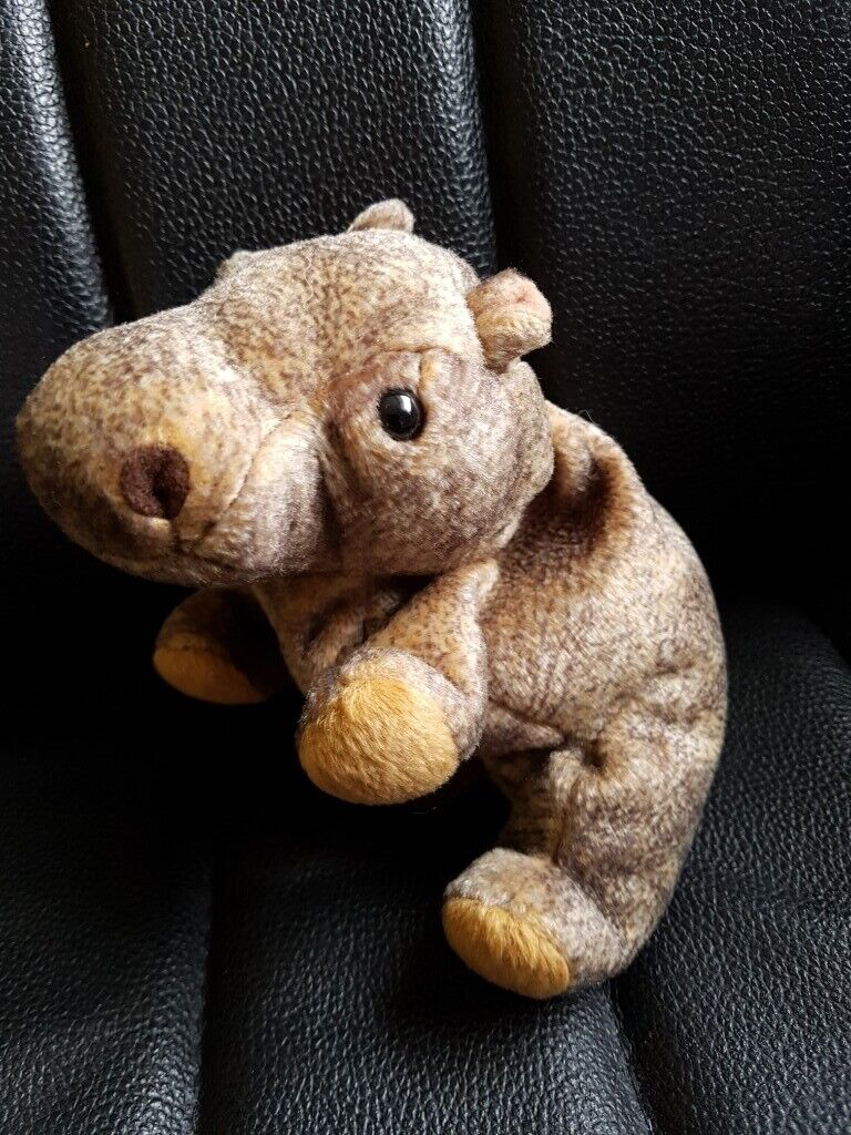2fa10be8782 TY Beanie Baby Tubbo the Hippo