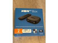 Now TV smart TV box - brand new sealed