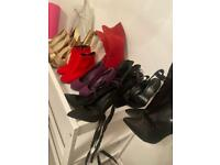 Womens shoes / heels / boots