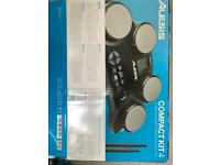Compact kit electric drum kit machine
