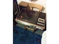 Sony HMK 80 stereo music centre