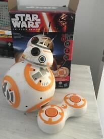 Remote controlled Star Wars bb8