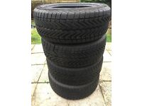 Vredestein Wintrac Xtreme Tyres x4 255/50/R19 107V M+S Winter BARGAIN!!!