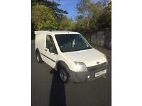 2005 55 REG Ford transit connect ONLY 83,000 MILES-NO VAT!