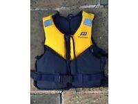 Bouyancy aid/ Life Jacket. Size Medium