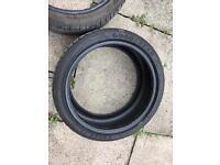 225 40 18 Goodyear f1 tyres