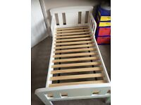 Toddler Bed with free extras
