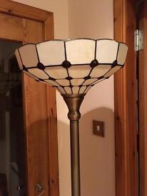 Tiffany Uplighter Lamp