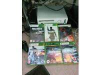 Full xbox 360 gaming package with gaming tv