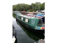 38 foot Narrow boat for sale