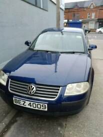 Vw passat 2005 only 85000 miles