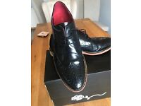 Men's dress/wedding/formal shoes Justin Reece sizes 8 and 9