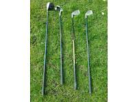 Youth. Dunlop loocal golf clubs