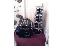 Yamaha 9000 Recording Custom Drums.