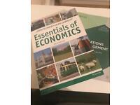 2x University Business Books