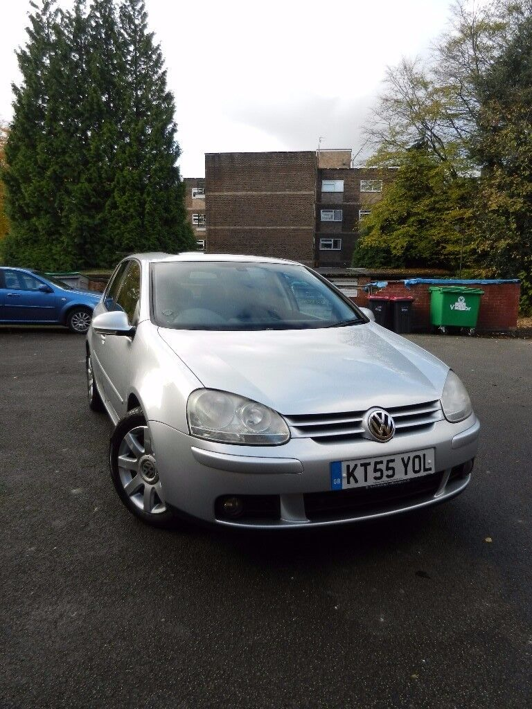 2005 Volkswagen Golf, Auto, 2.0 GT TDI, Sunroof, Rear park aid, NEW CAMBELT AND WATER PUMP