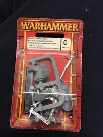 Dark elf warhammer