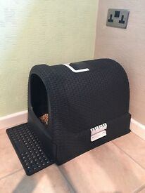 Curver petlife cat litter box