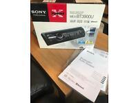 Sony in car audio system