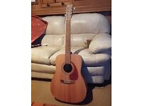 Norman B50 Dreadnought Canadian acoustic folk guitar