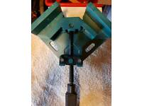 Mitre clamps and Work Bench clamps. .