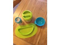 Baby Weaning Set - nearly new