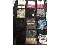 Men's Medium Designer Tshirts