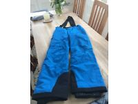 Boys ski trousers
