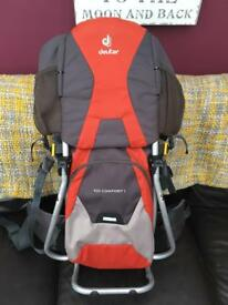 Deuter kid comfort 1 baby carrier