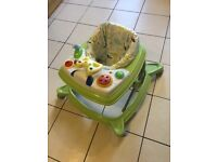 Mamas and Papas Baby walker and table