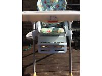 Chicco Animal Safari High Chair