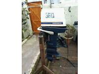 Volvo penta 35hp outboard