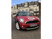 Mini Cooper S special edition with Panoramic roof