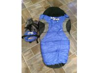 Vango nitestar mini 2 season sleeping bag