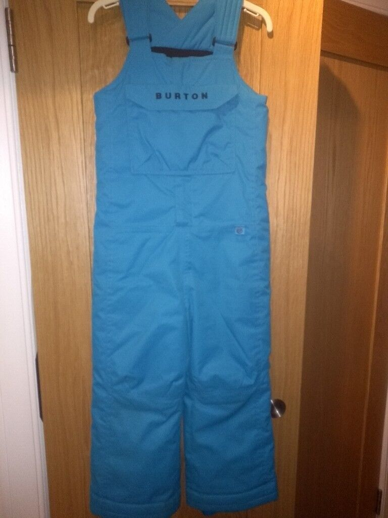 Burton Minishred Snowboard Pants (5 to 6 years)