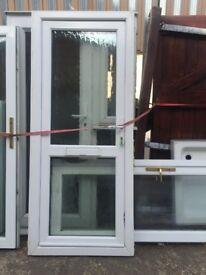 UPVC front door 208cm x 88cm