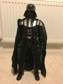 Large standing Star Wars Darth Vader figure