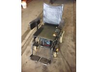 Electric Wheelchair - Invacare Harrier Plus