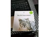 Genuine Mac Snow Leopard