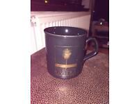The English riveria mug