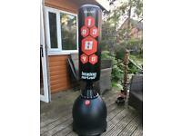 Punching Bag New Freestanding 5.5ft