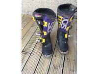 Kids mx/trials boots
