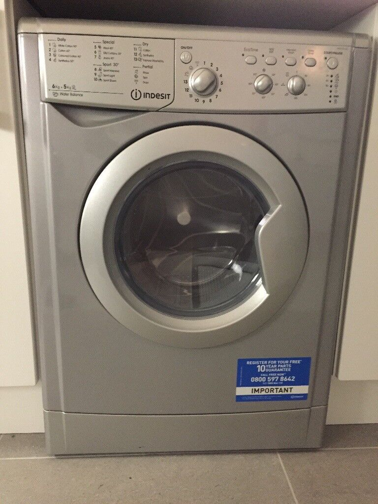 Indiegest Washing Machine and Dryer Combo